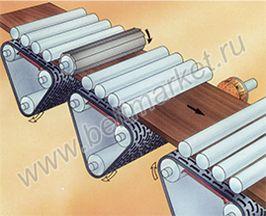 Конвейерные ленты Cigo для машин, осуществляющих шлифование кромок или фигурных профилей