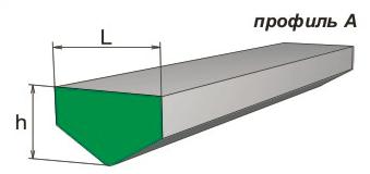 Полоса «Лайон» ТУ 605 389 942 012-200 тип А
